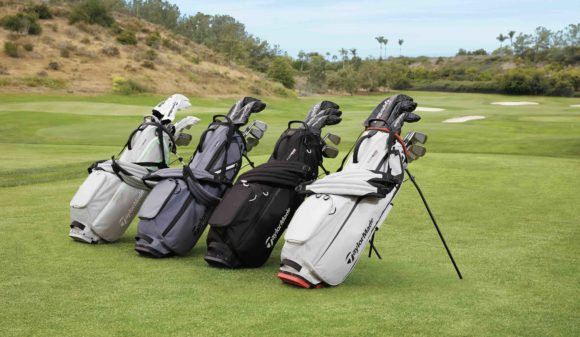 TaylorMade unveils 2019 stand bag line-up