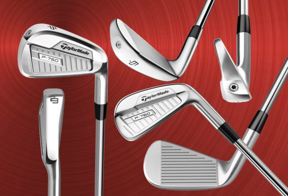 TaylorMade unveils progressive P760 irons