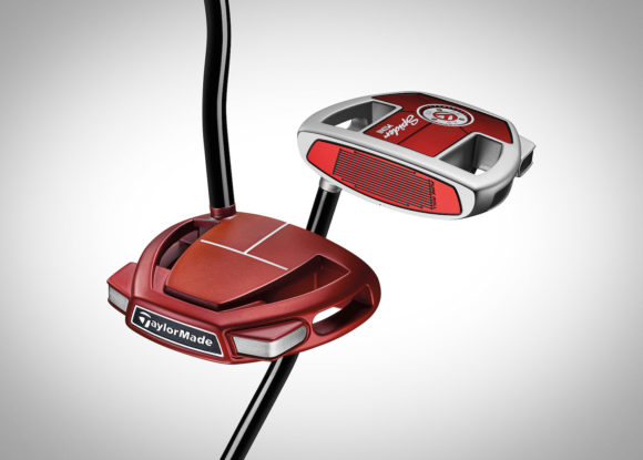 TaylorMade unleashes Spider Mini putters
