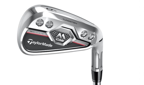 TaylorMade launch M CGB irons