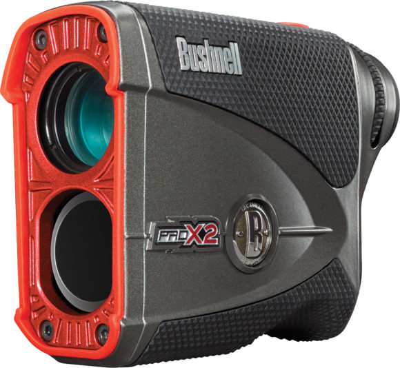 The Bushnell Pro X2