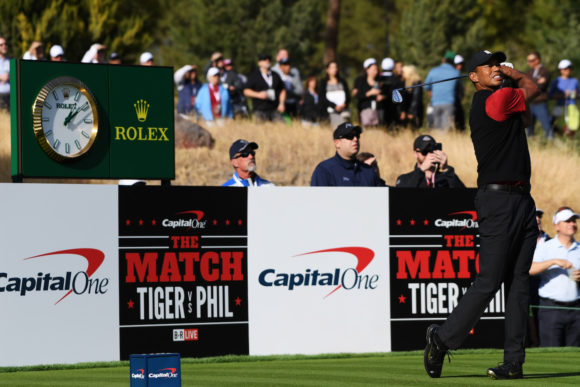 Tiger The Match