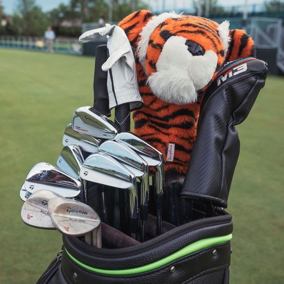 What's in the bags of TaylorMade's biggest stars at the US Open