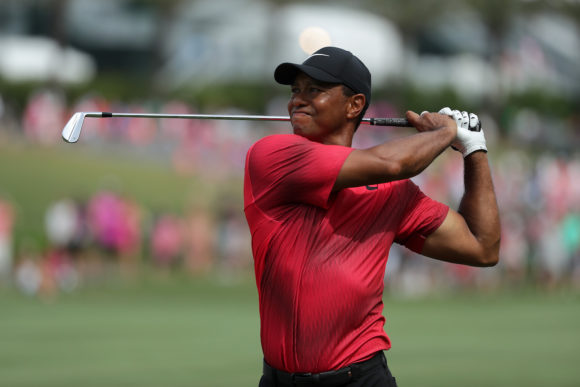 Tiger Woods Players Cship