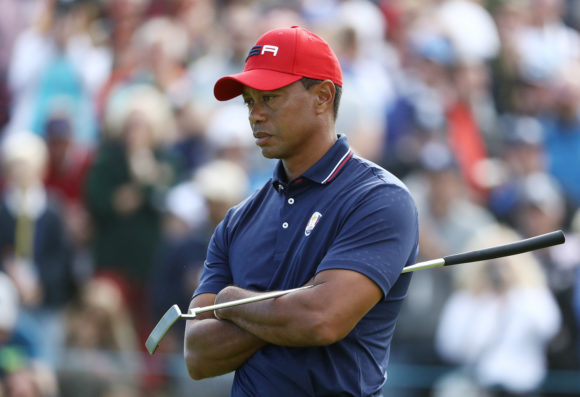 Tiger Woods Ryder Cup 2