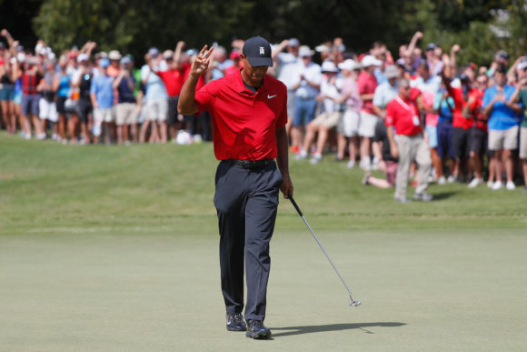 Tiger Woods Wins