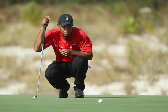 Tiger Woods Scotty