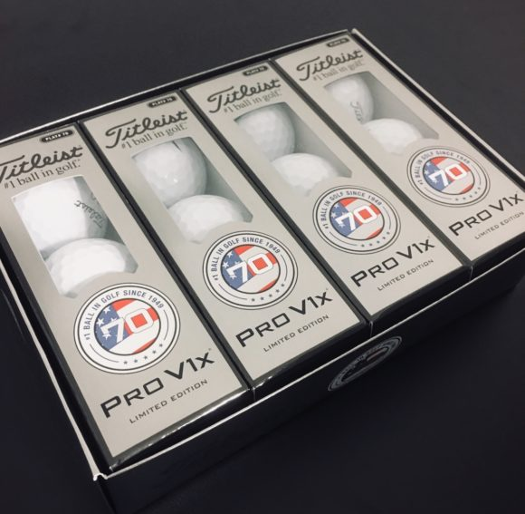 Titleist Limited Edition Balls 2