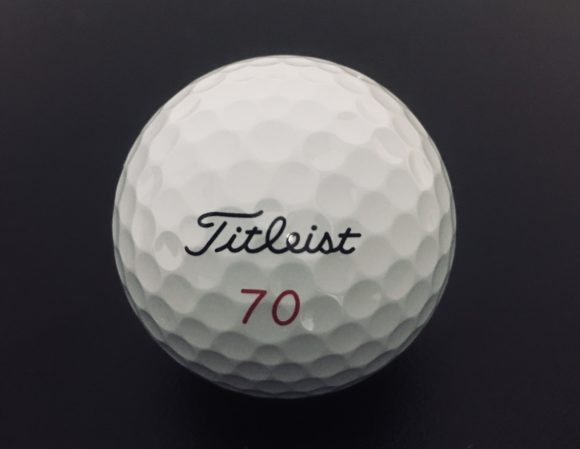 Titleist Limited Edition Balls 3