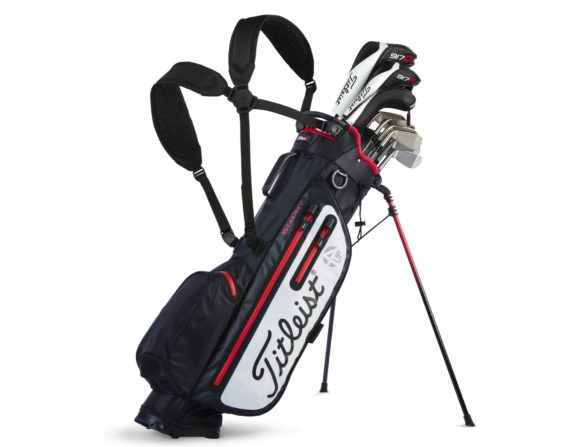 Titleist Players 4Up StaDry sets new standard in stylish stand bags