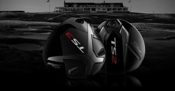 FIRST LOOK - Check out the brand new Titleist TS drivers!