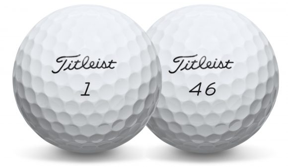 Titleist remains the ball of choice at the Open