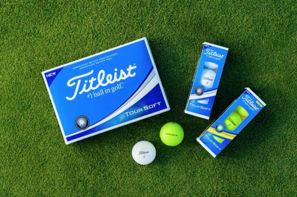 Titleist Tour Soft ball: First look