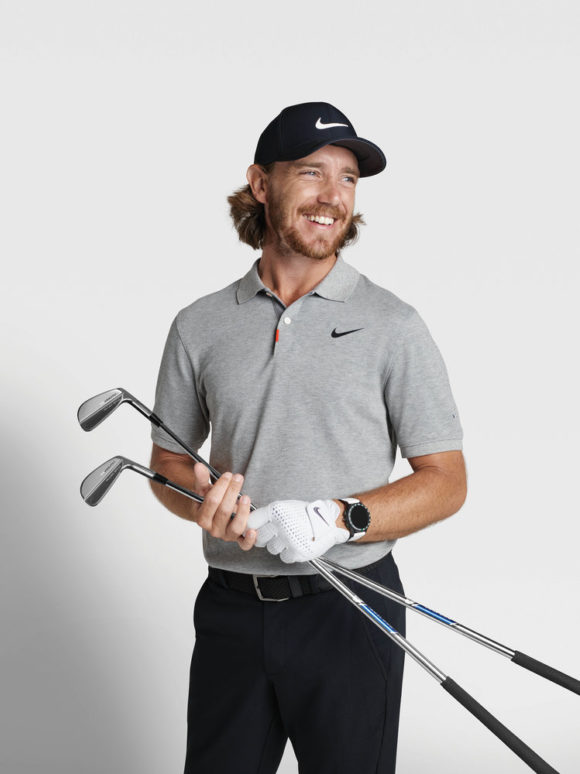 Tommy Fleetwood Witb Irons