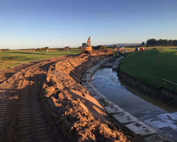 Turnberry 16Th Work