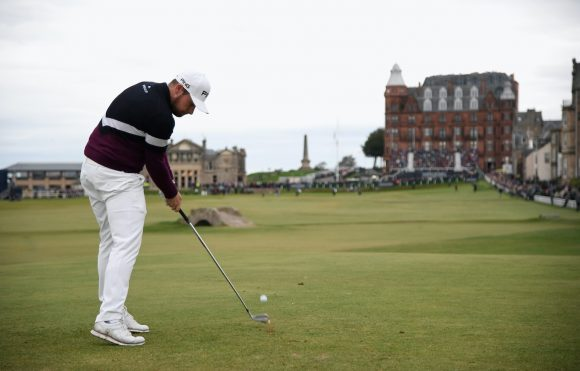 Tyrrell Hatton: Dunhill Links