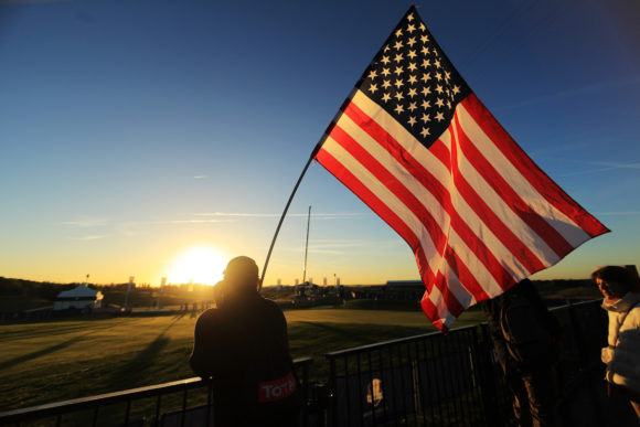 Usa Ryder Cup Flag