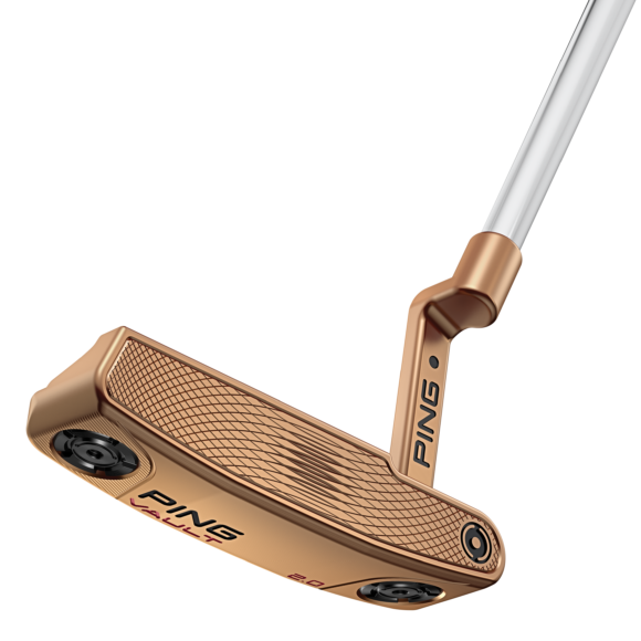 Vault2 Putter Anser Face Copper