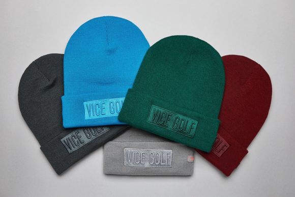 Vice Beanies Solid