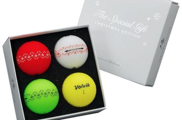 Volvik launch Christmas edition balls