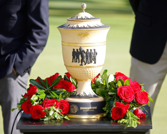 Wgc Bridgestone Invitational Trophy