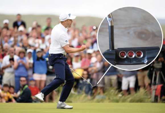 Hot week with Scotty putter helps Russell Knox win Irish Open
