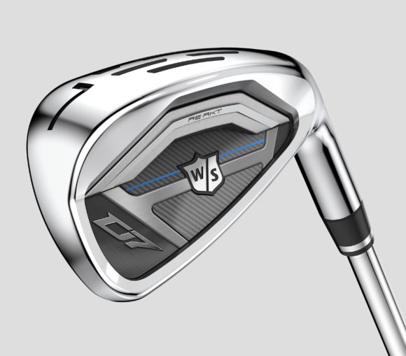 Wilson Golf launches incredibly powerful D7 irons