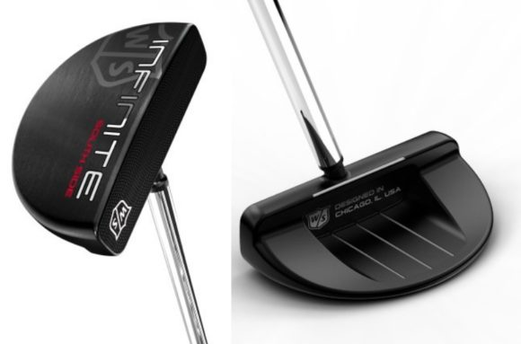Wilson Staff INFINITE putters boast new look