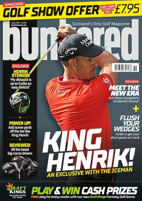 Bunkered169 Cover