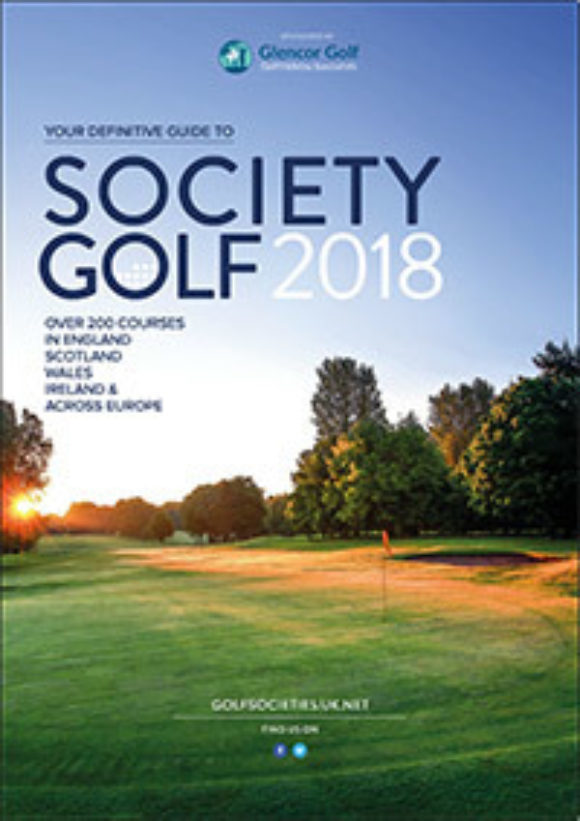 Golfsocieties Cover
