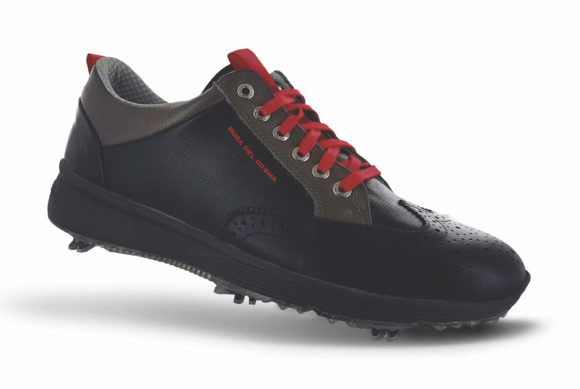 Duca Del Cosma unveils its first spiked shoes