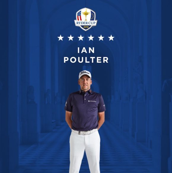 Poulter Ryder Cup