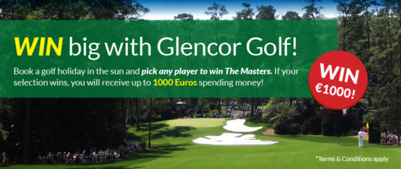 Us Masters Promotion Glencor Golf Holidays And Breaks V3