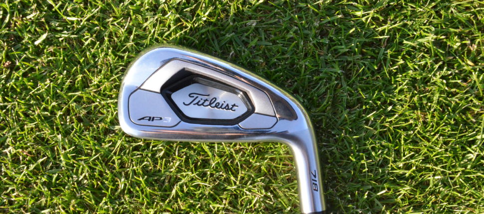 Reviewed: Titleist 718 AP3 - bunkered co uk