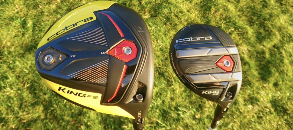FIRST REVIEW! Cobra KING F9 SPEEDBACK driver - bunkered co uk