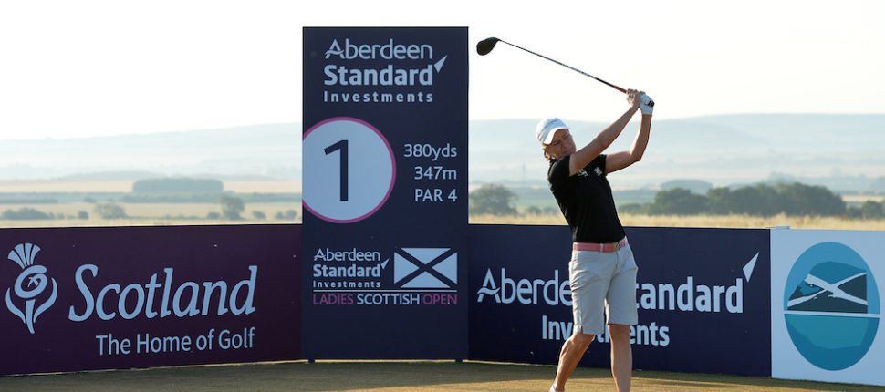schedule switch for ladies scottish open in 2019