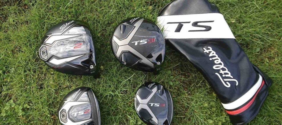 Titleist TS2 vs TS3 drivers - which one is right for