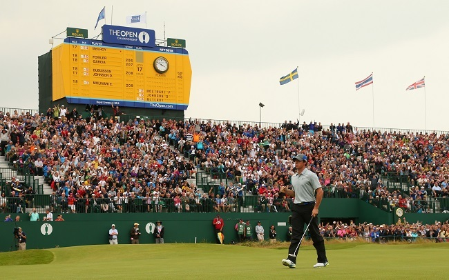 143rd Open Championship - Round Three
