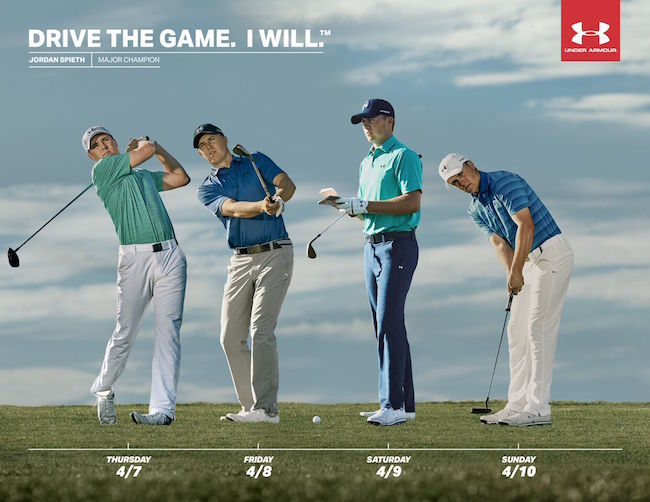 9467686d0e641c Check out Jordan Spieth s Masters scripting! - bunkered.co.uk