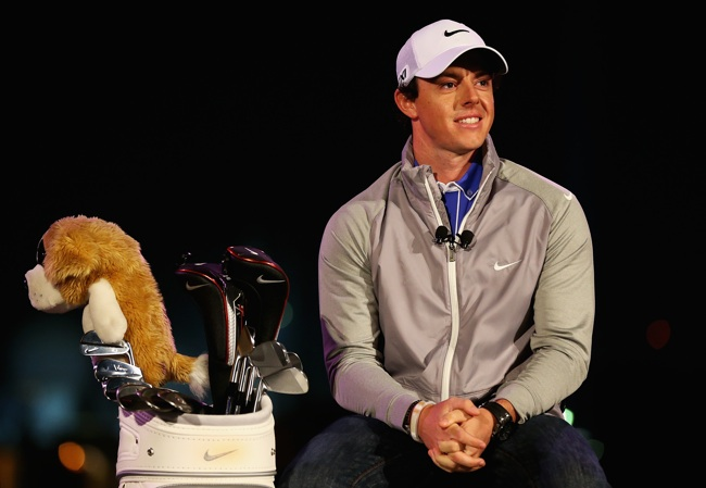 It's Official: McIlroy signs with Nike Golf
