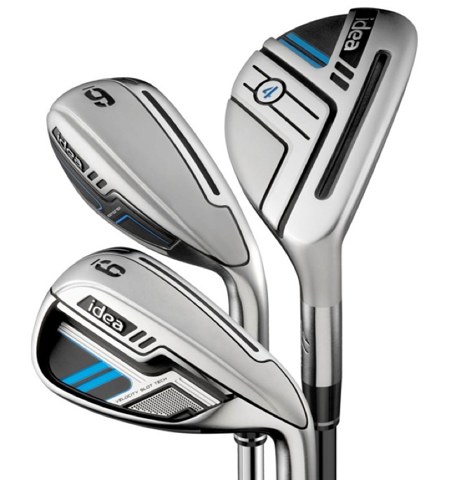 Adams Golf game improvement irons