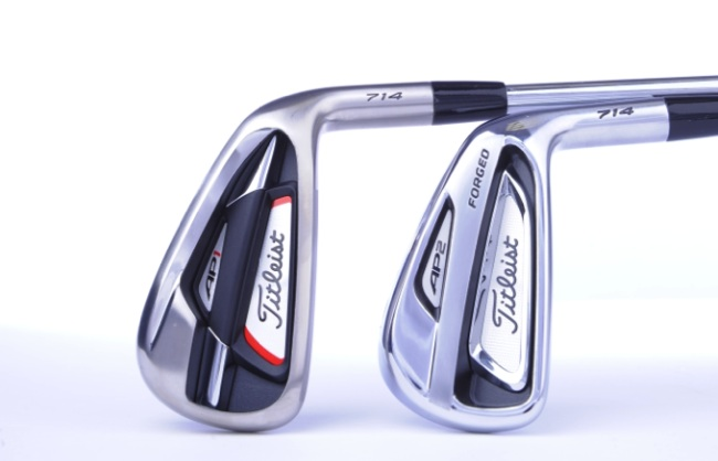 Titleist launch new 714 irons