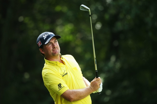 McDowell signs new equipment deal with Srixon