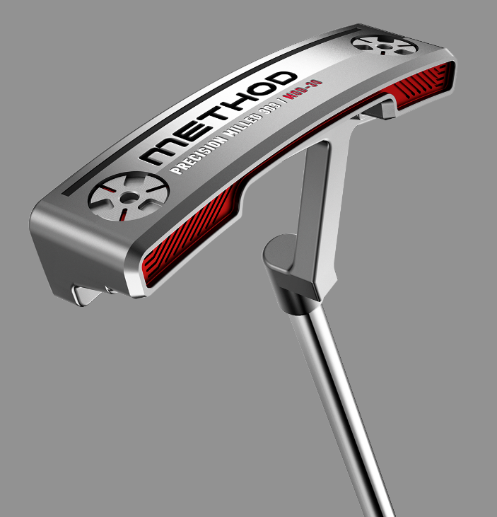 Nike introduce Method MOD putters