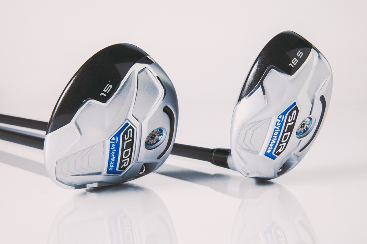 TaylorMade introduce SLDR Metalwoods