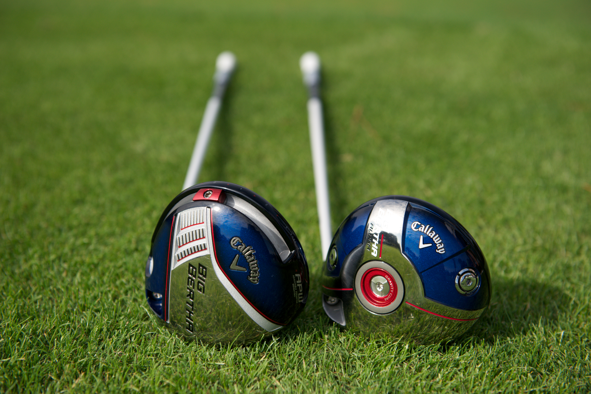Callaway announce 'Bertha's Back'