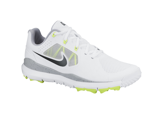 Nike Golf unveils TW' 14 Mesh shoes