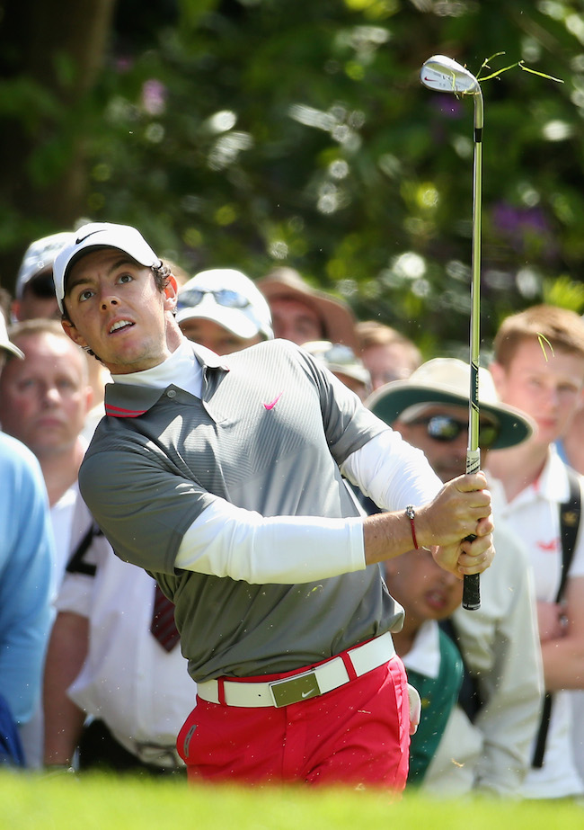 Rory Mcilroy What S In The Bag Scottish Golf Courses