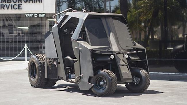 Batmobile buggy for sale…interested?