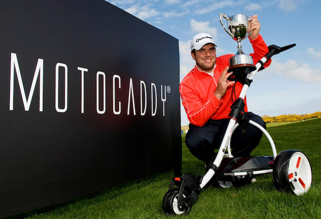 Motocaddy Masters heads to The Carrick